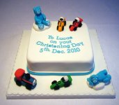 bears and cars christening cake 1.jpg