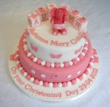 christening cake with elephant `1.jpg