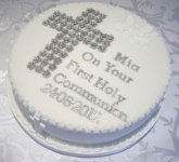 holy communion cross cake.JPG