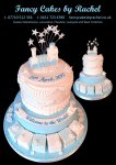 welcome baby cake blue and white - 159216fe4c76f5.jpg