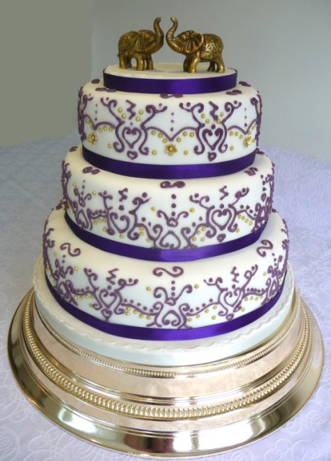 asian wedding cakes in manchester fancy cakes by 10876