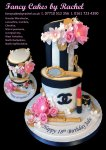 Jodie 18th Birthday Chanel Hatbox - 1.jpg