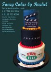 Surjit 40th Birthday Friends cake - 1.jpg