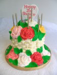 basket of flowers cake.JPG