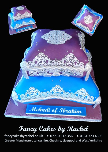 Mehndi Cake Manchester : Fancy cakes by rachel