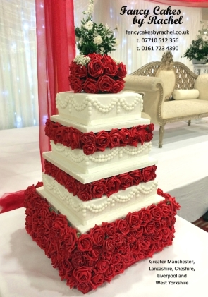 manchester asian wedding cakes asian wedding cakes manchester fancy cakes by 17093