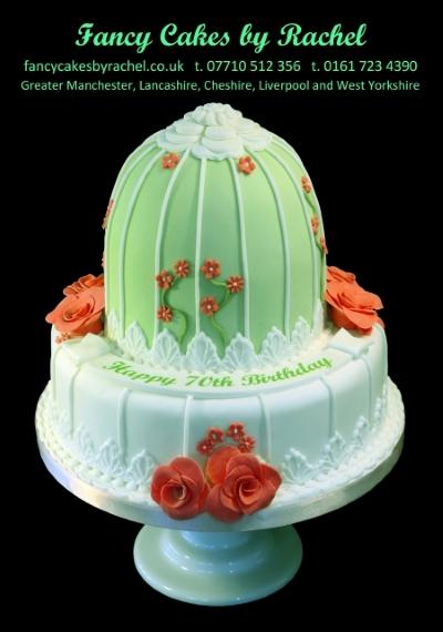 Vegan Birthday Cake Manchester