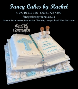 Christening Cake And Buffet Packages Manchester Fancy